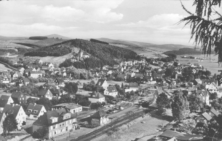 Historische Postkarten von Dreis Tiefenbach